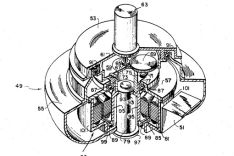 """""""Azimuth Laying System"""" (US3415126A)"""