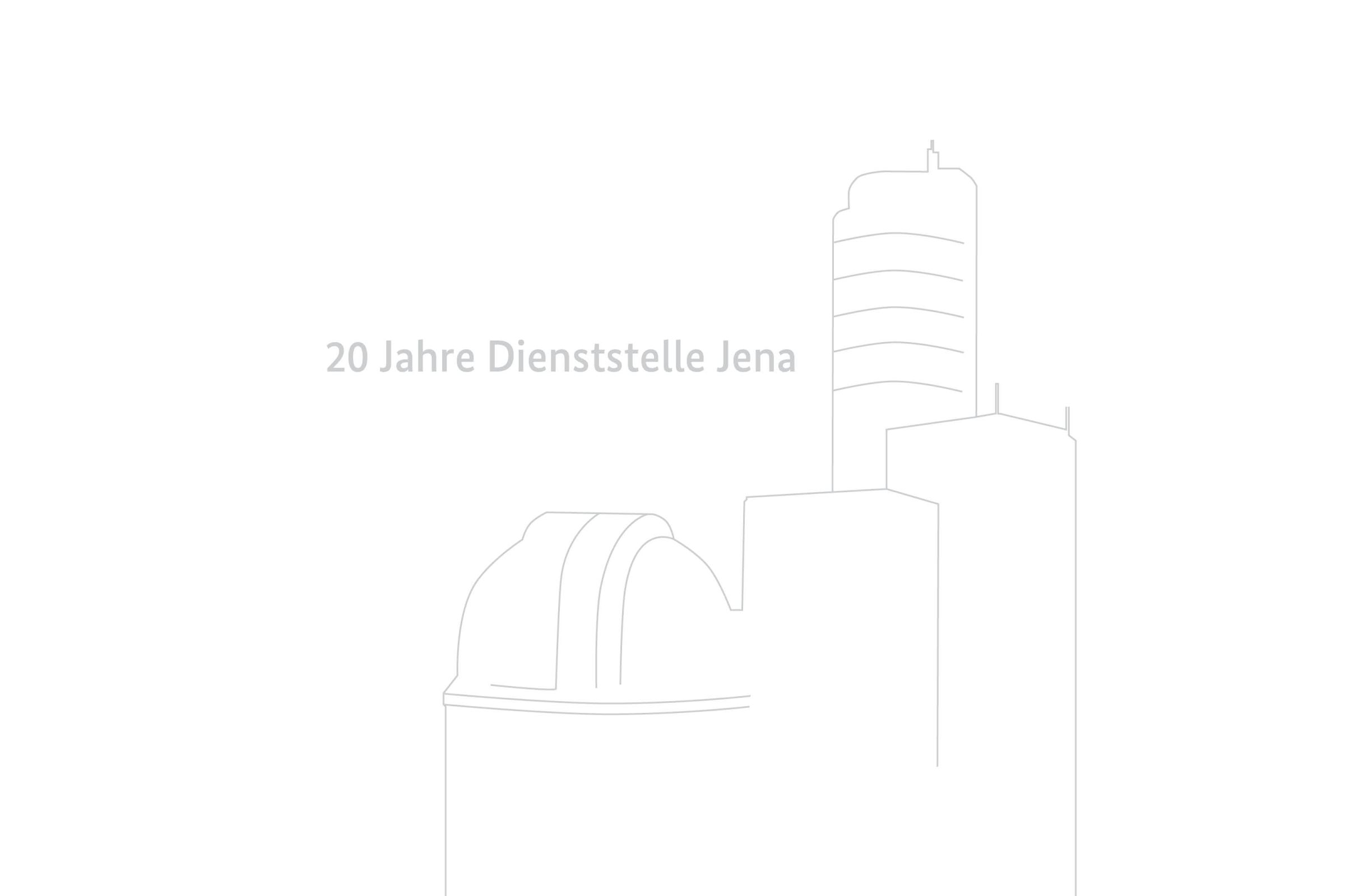 Zechinung Skyline Jena