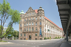 Potograph of the DPMA Berlin office