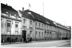 Historic picture of Imperial Patent Office