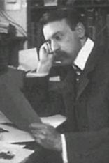 Arthur Eichengrün (around 1900)