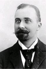 Photo of  Felix Hoffmann, around 1894