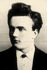 Paul Nipkow as a young student