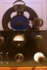 Early image Transmission apparatus following Nipkow´s invention at Tekniska Museet Stockholm