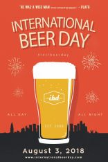 Logo International Beer day 2018