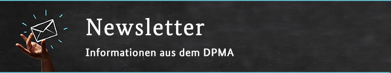 Newsletter - Informationen aus dem DPMA