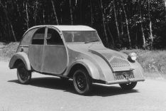 An ugly duckling indeed: the 1939 protoype